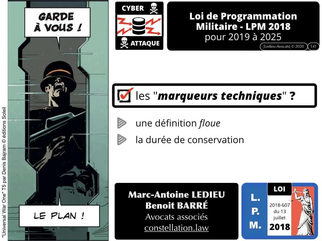 #2-LPM-2018-et-MARQUEURS TECHNIQUES-NoLimitSecu-CYBER-attaque-OIV-OSE-Operateur-Communication-Electronique-CPCE-LCEN-Constellation©Ledieu-Avocats-02-01-2020.141