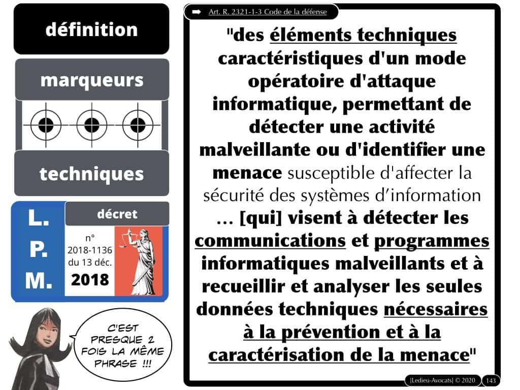 #2-LPM-2018-et-MARQUEURS TECHNIQUES-NoLimitSecu-CYBER-attaque-OIV-OSE-Operateur-Communication-Electronique-CPCE-LCEN-Constellation©Ledieu-Avocats-02-01-2020.143