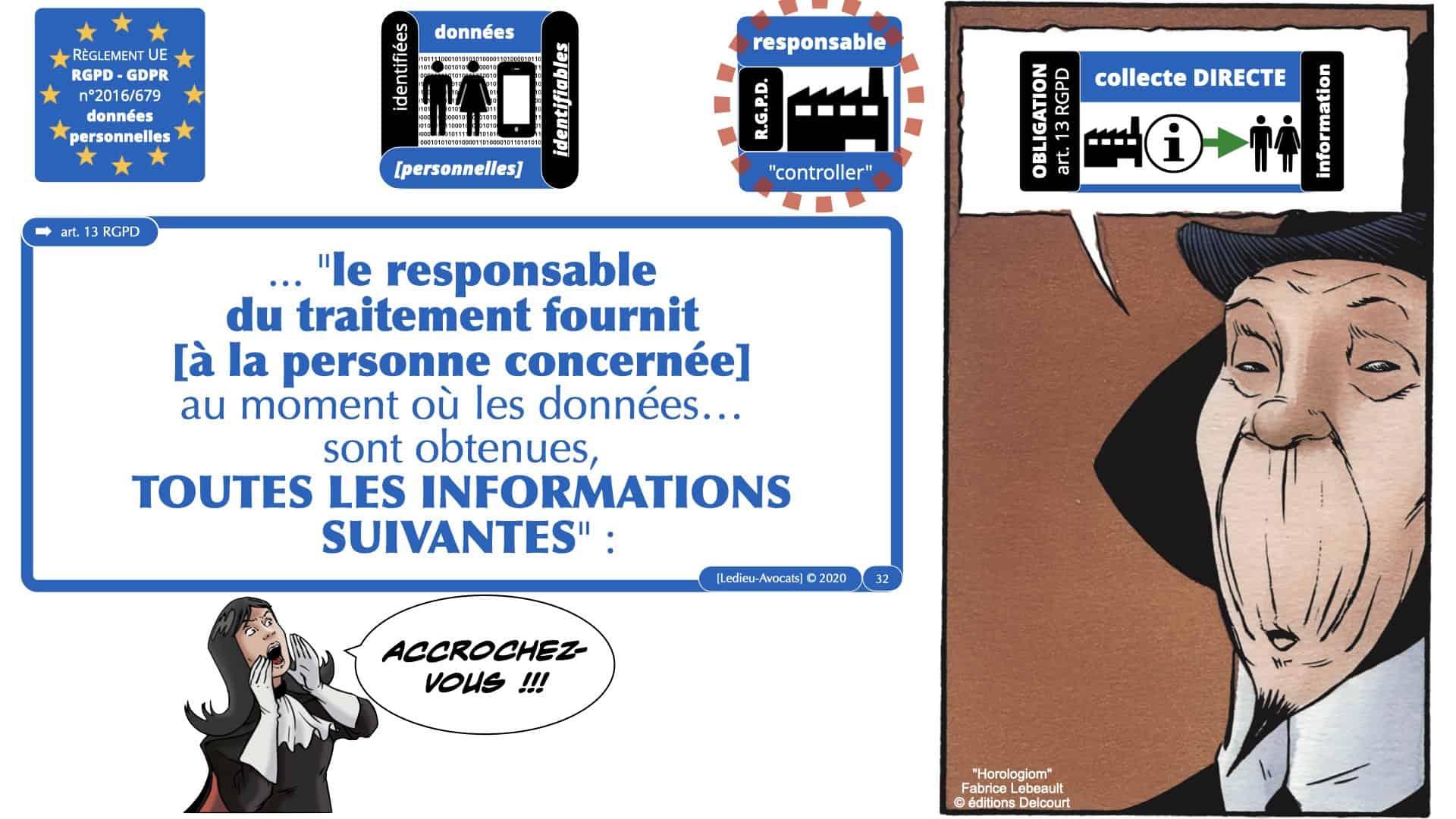 RGPD délibération CNIL Spartoo du 28 juillet 2020 n°SAN 2020-003 *16:9* ©Ledieu-Avocats 19-09-2020.033