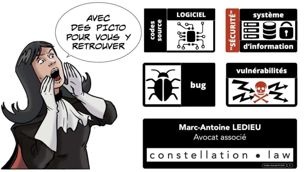 293-Vulnérabilité-bug-négligence-et-responsabilité-des-DSI-RSSI-conférence-OSSIR-169°-©-Ledieu-Avocats-09-06-2020.008-1280x720