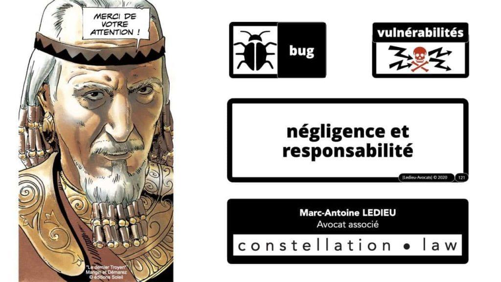 vulnérabilité bug négligence et responsabilité du DSI / RSSI
