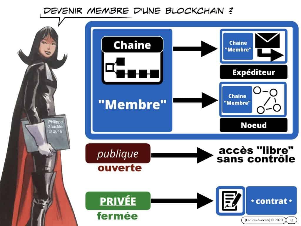 Blockchain et Administration ? [conférence 13 février 2020 Paris II Panthéon-Assas]