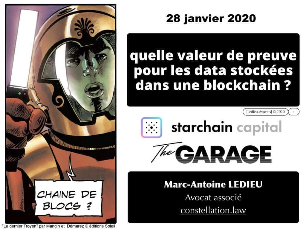 blockchain et preuve en 2020 ? [conférence 28 janvier 2020]