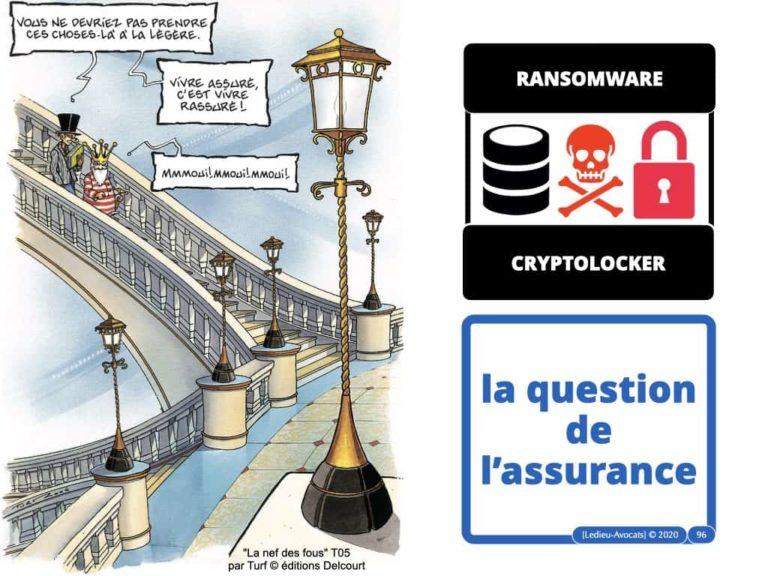 cyber-attaque et ransomware-rançongiciel :payer la rançon, c'est légal ? Qu'en pensent lesassurances ?