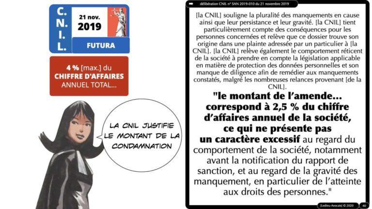 306 RGPD et jurisprudence e-Privacy données-personnelles 16:9 ©Ledieu-Avocats 05-10-2020 formation Les Echos Lamy Conference.040