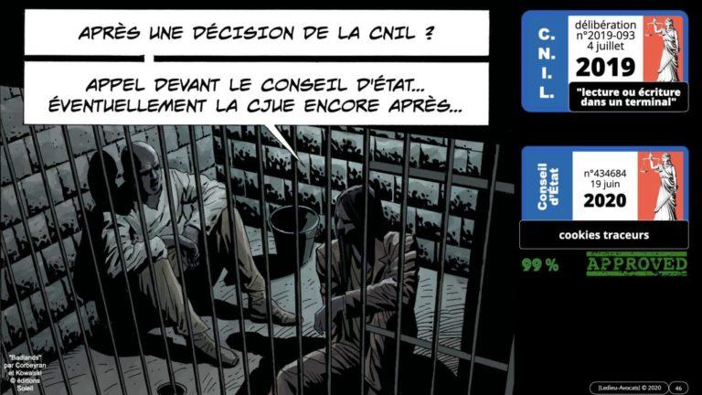 306 RGPD et jurisprudence e-Privacy données-personnelles 16:9 ©Ledieu-Avocats 05-10-2020 formation Les Echos Lamy Conference.046