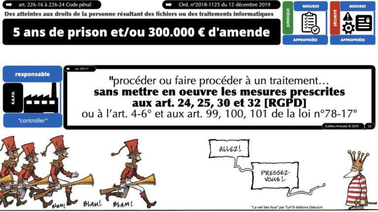 306 RGPD et jurisprudence e-Privacy données-personnelles 16:9 ©Ledieu-Avocats 05-10-2020 formation Les Echos Lamy Conference.052