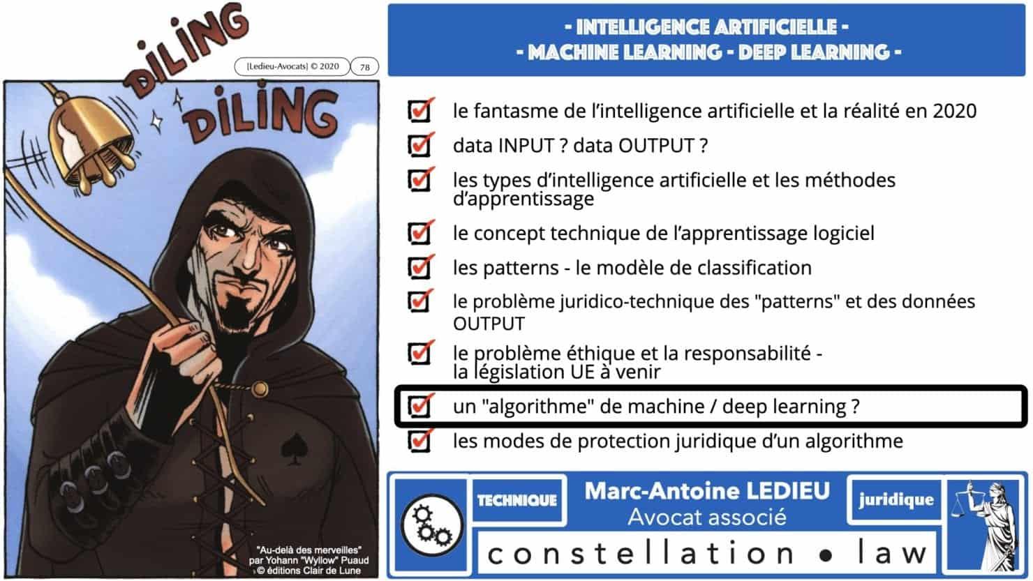 307 Intelligence artificielle-machine-learning-deep-learning-base de données-BIG-DATA *16:9* Constellation ©Ledieu-Avocat-13-10-2020.078