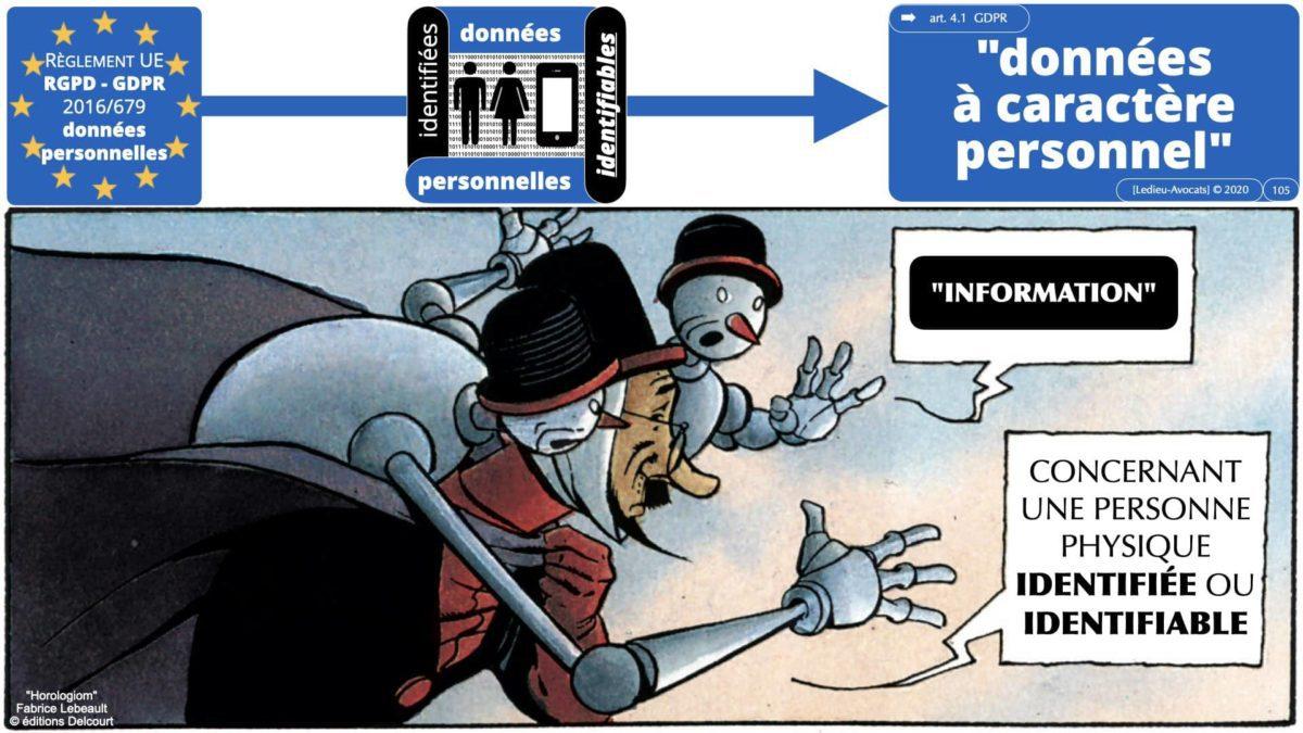 RGPD e-Privacy données personnelles jurisprudence formation Lamy Les Echos 10-02-2021 ©Ledieu-Avocats
