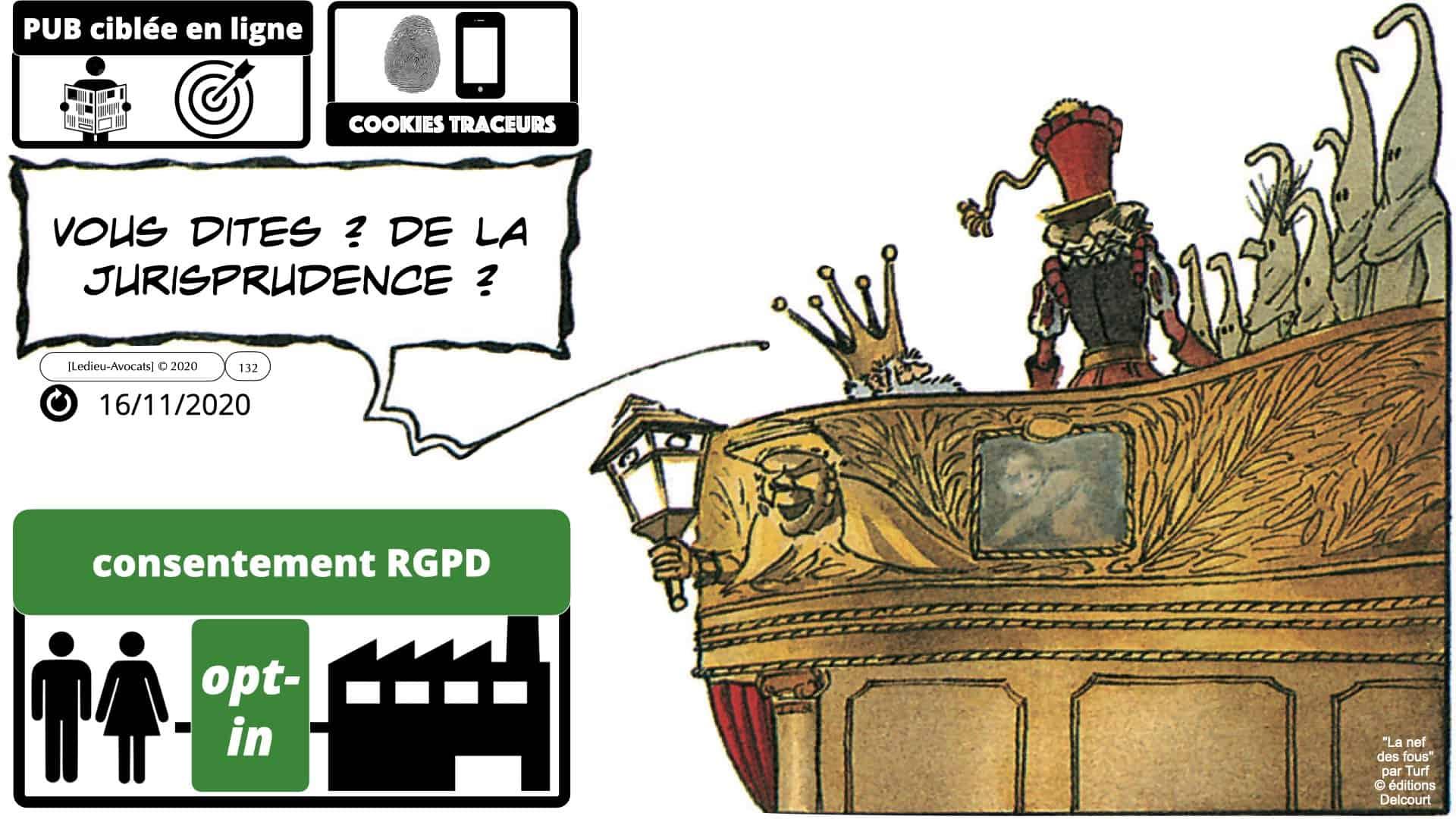 RGPD e-Privacy données personnelles jurisprudence formation Lamy Les Echos 10-02-2021 ©Ledieu-Avocats.132