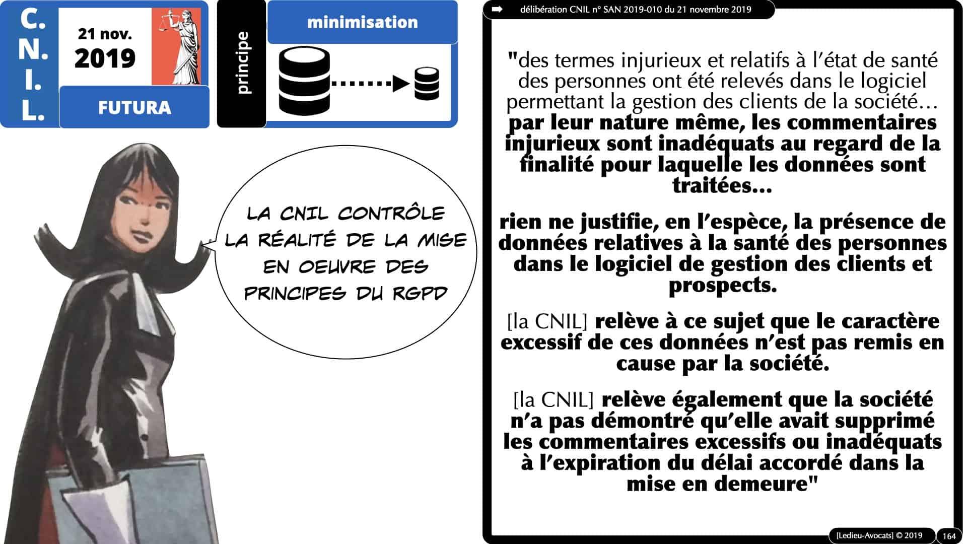 RGPD e-Privacy données personnelles jurisprudence formation Lamy Les Echos 10-02-2021 ©Ledieu-Avocats.164