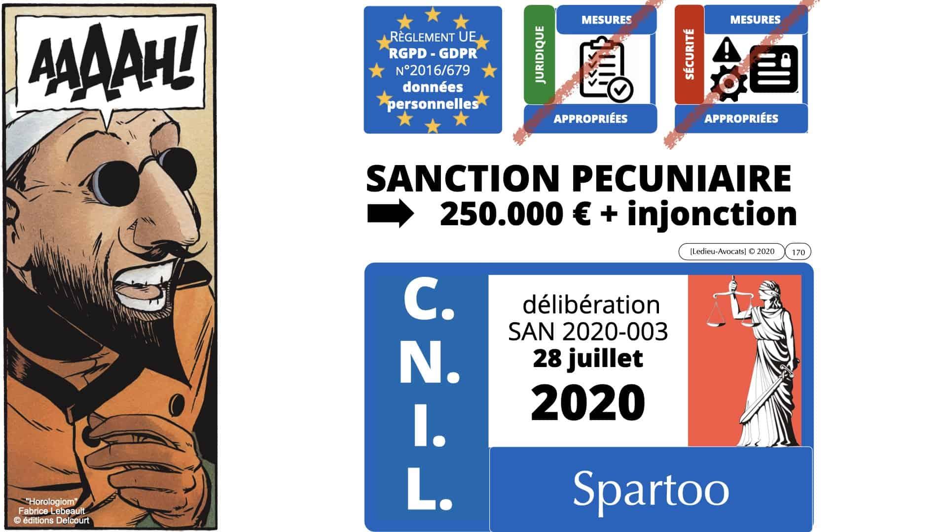 RGPD e-Privacy données personnelles jurisprudence formation Lamy Les Echos 10-02-2021 ©Ledieu-Avocats.170