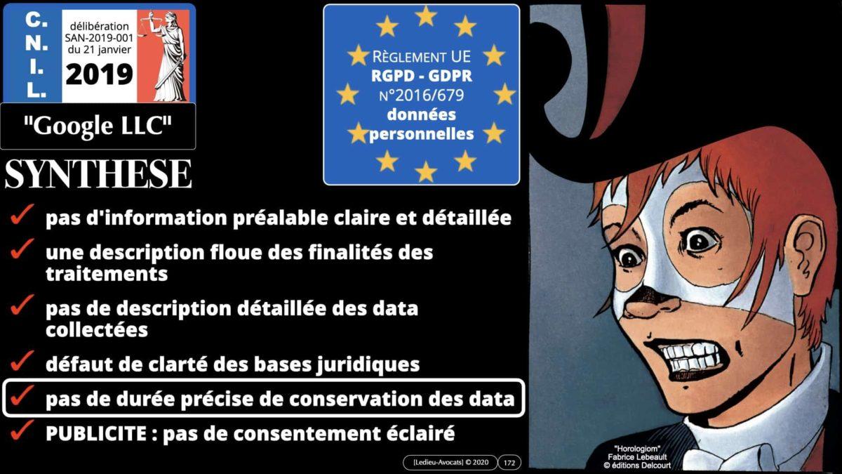 RGPD e-Privacy données personnelles jurisprudence formation Lamy Les Echos 10-02-2021 ©Ledieu-Avocats.172