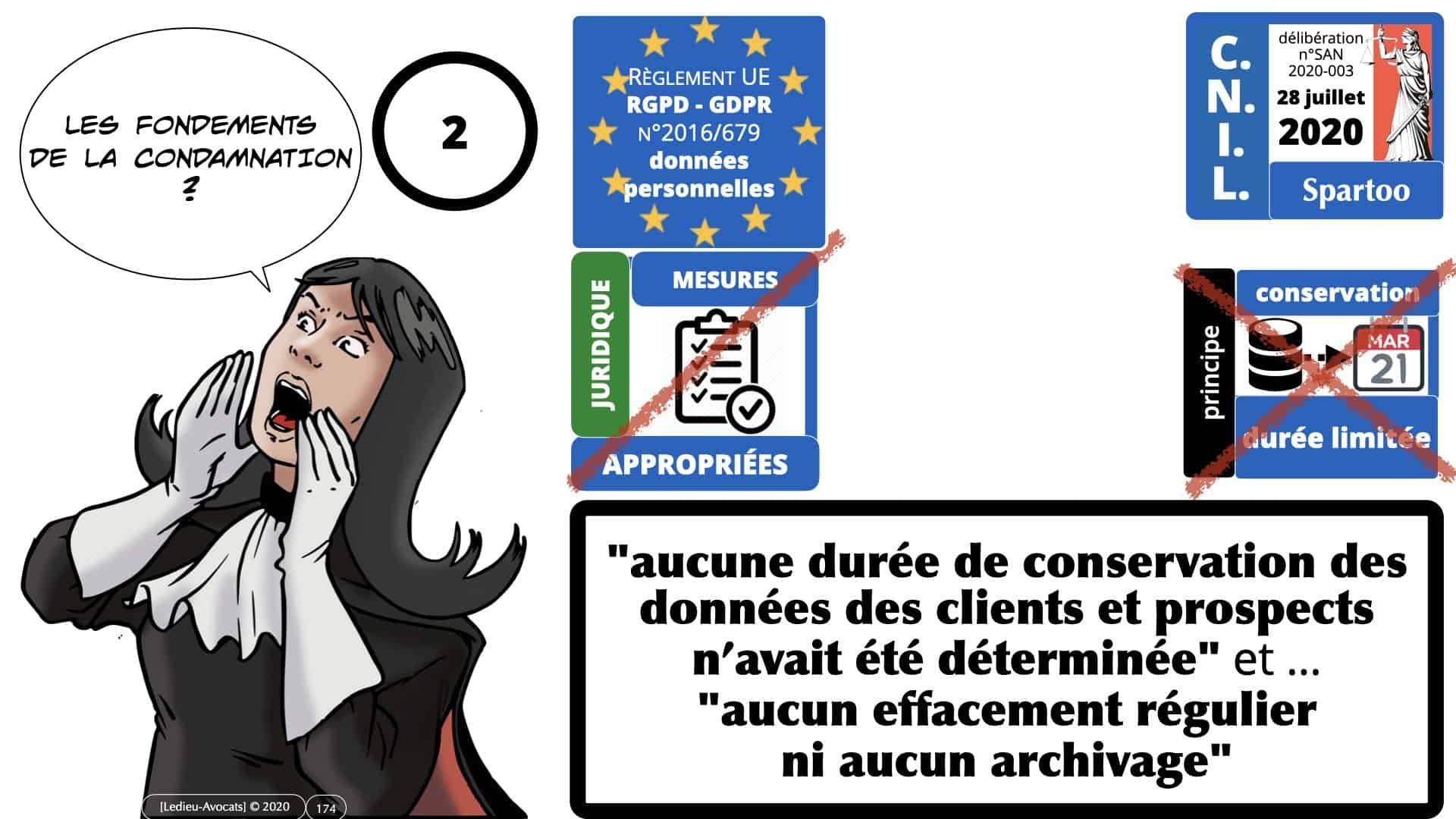 RGPD e-Privacy données personnelles jurisprudence formation Lamy Les Echos 10-02-2021 ©Ledieu-Avocats.174