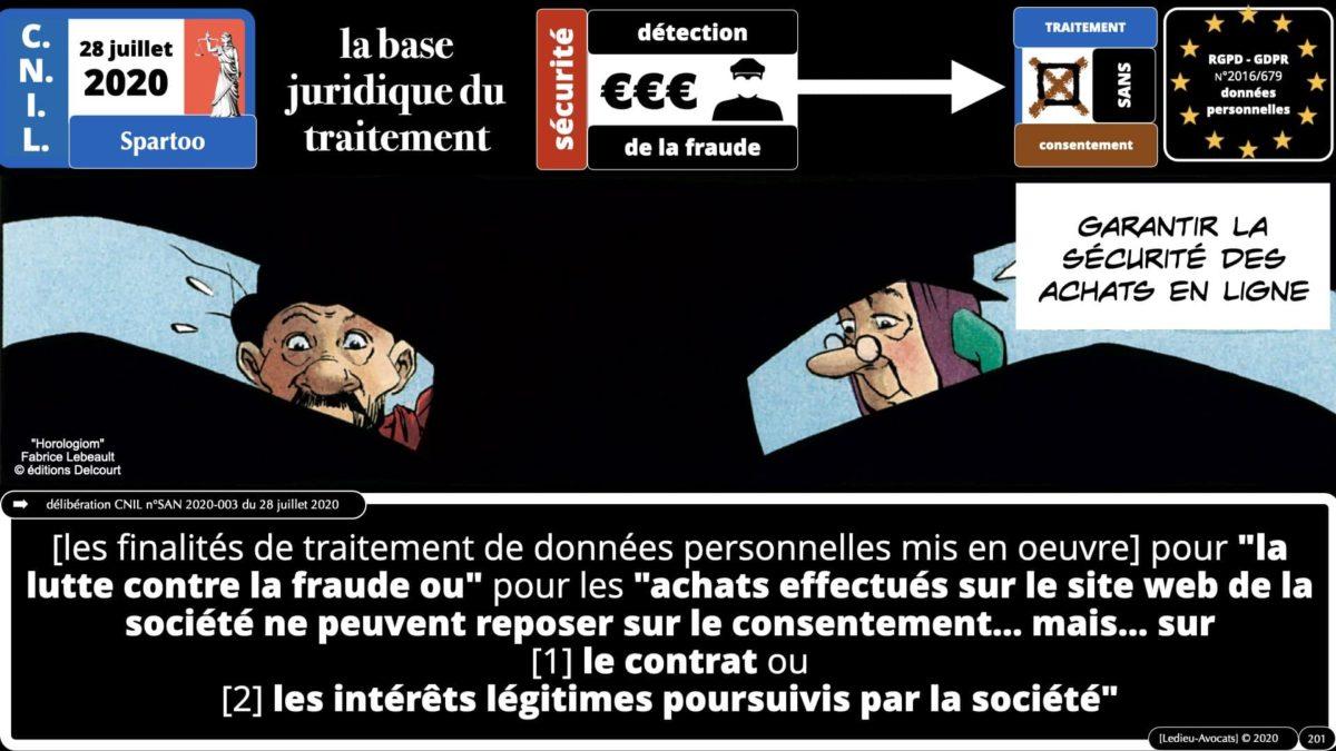 RGPD e-Privacy données personnelles jurisprudence formation Lamy Les Echos 10-02-2021 ©Ledieu-Avocats.201