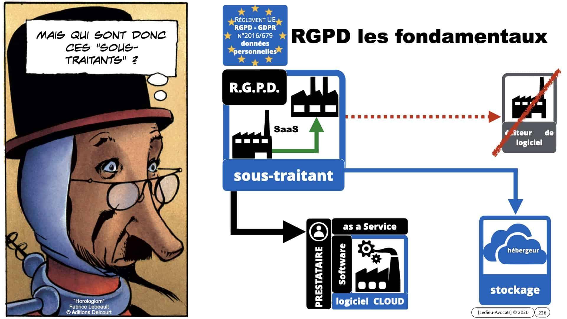 RGPD e-Privacy données personnelles jurisprudence formation Lamy Les Echos 10-02-2021 ©Ledieu-Avocats.226
