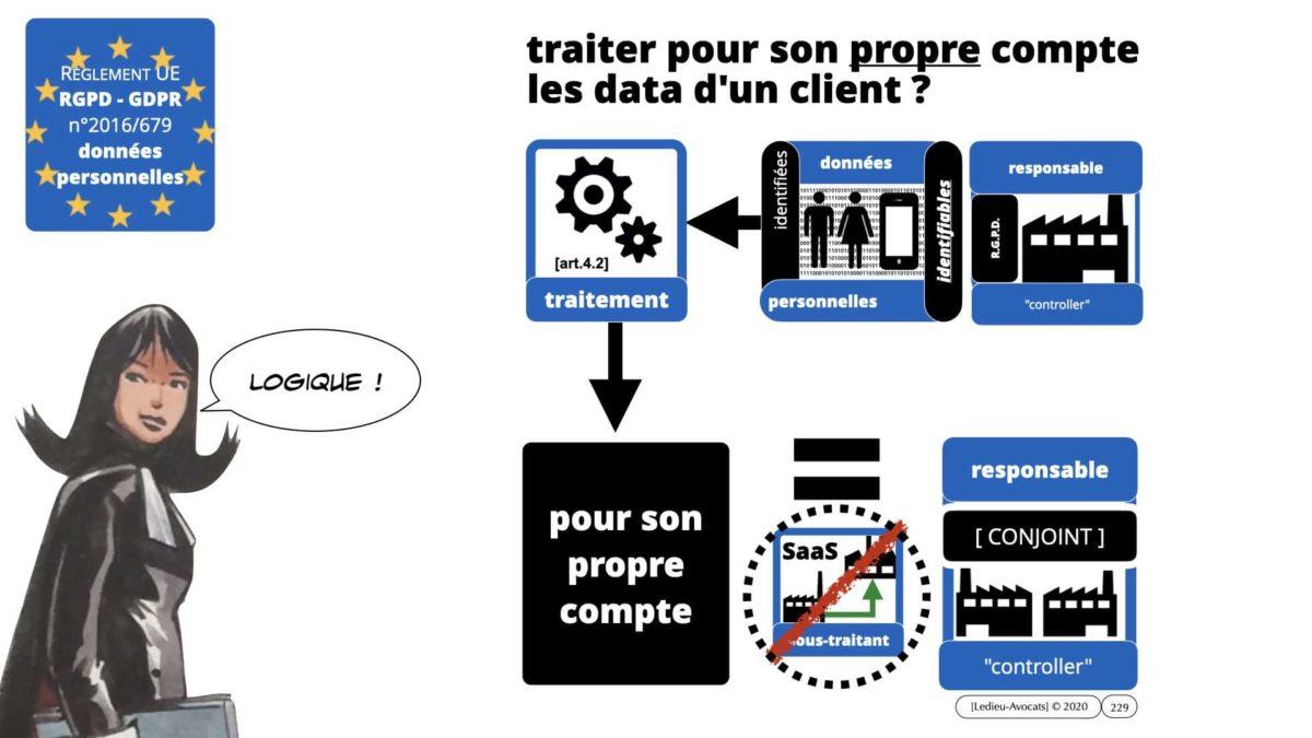 RGPD e-Privacy données personnelles jurisprudence formation Lamy Les Echos 10-02-2021 ©Ledieu-Avocats.229