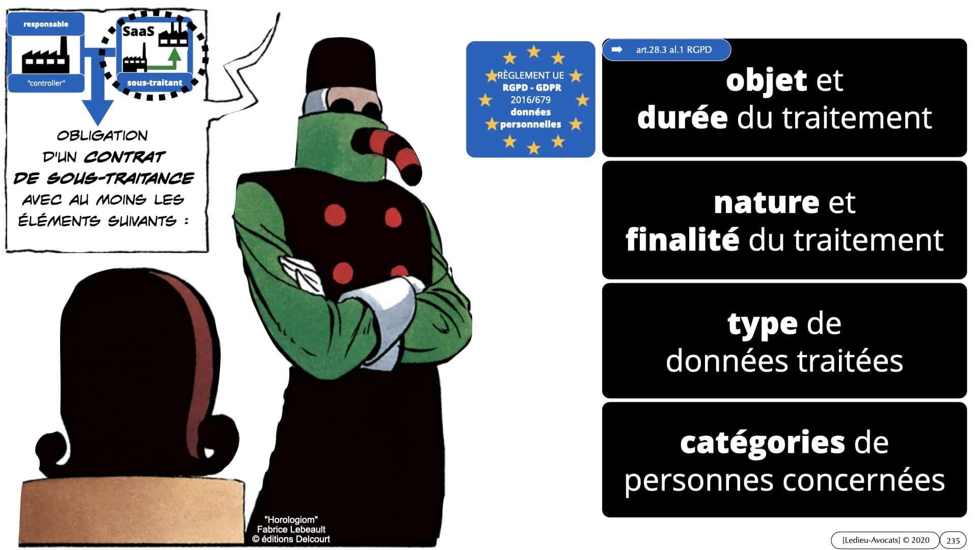 RGPD e-Privacy données personnelles jurisprudence formation Lamy Les Echos 10-02-2021 ©Ledieu-Avocats.235