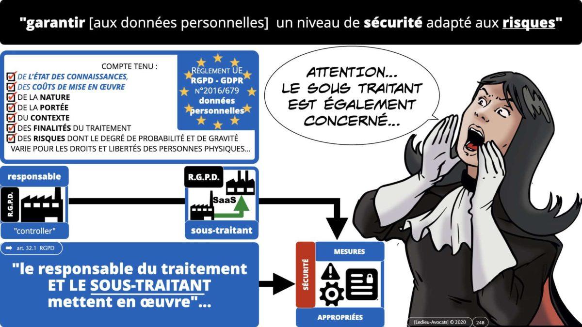 RGPD e-Privacy données personnelles jurisprudence formation Lamy Les Echos 10-02-2021 ©Ledieu-Avocats.248