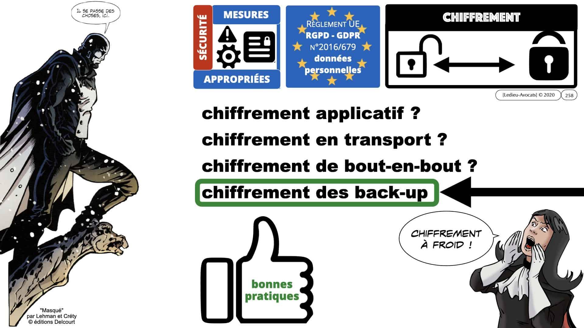 RGPD e-Privacy données personnelles jurisprudence formation Lamy Les Echos 10-02-2021 ©Ledieu-Avocats.258