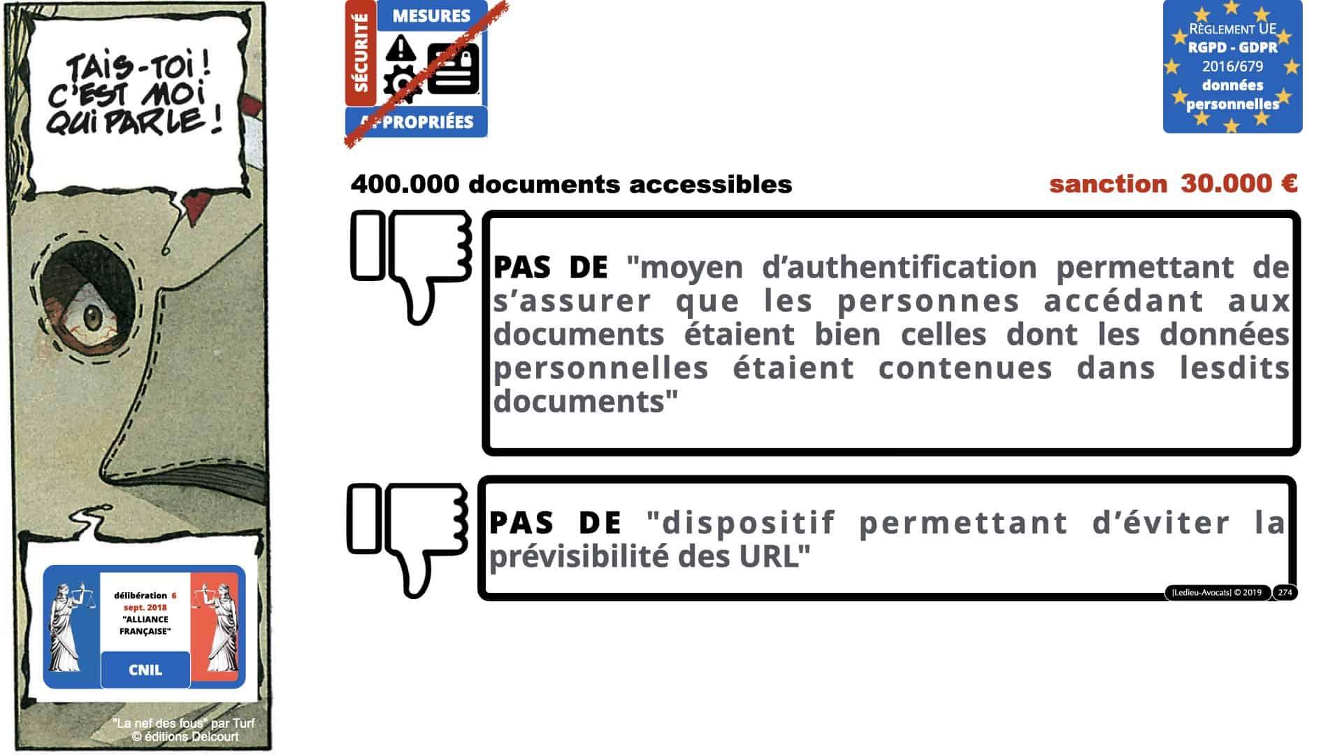RGPD e-Privacy données personnelles jurisprudence formation Lamy Les Echos 10-02-2021 ©Ledieu-Avocats.274