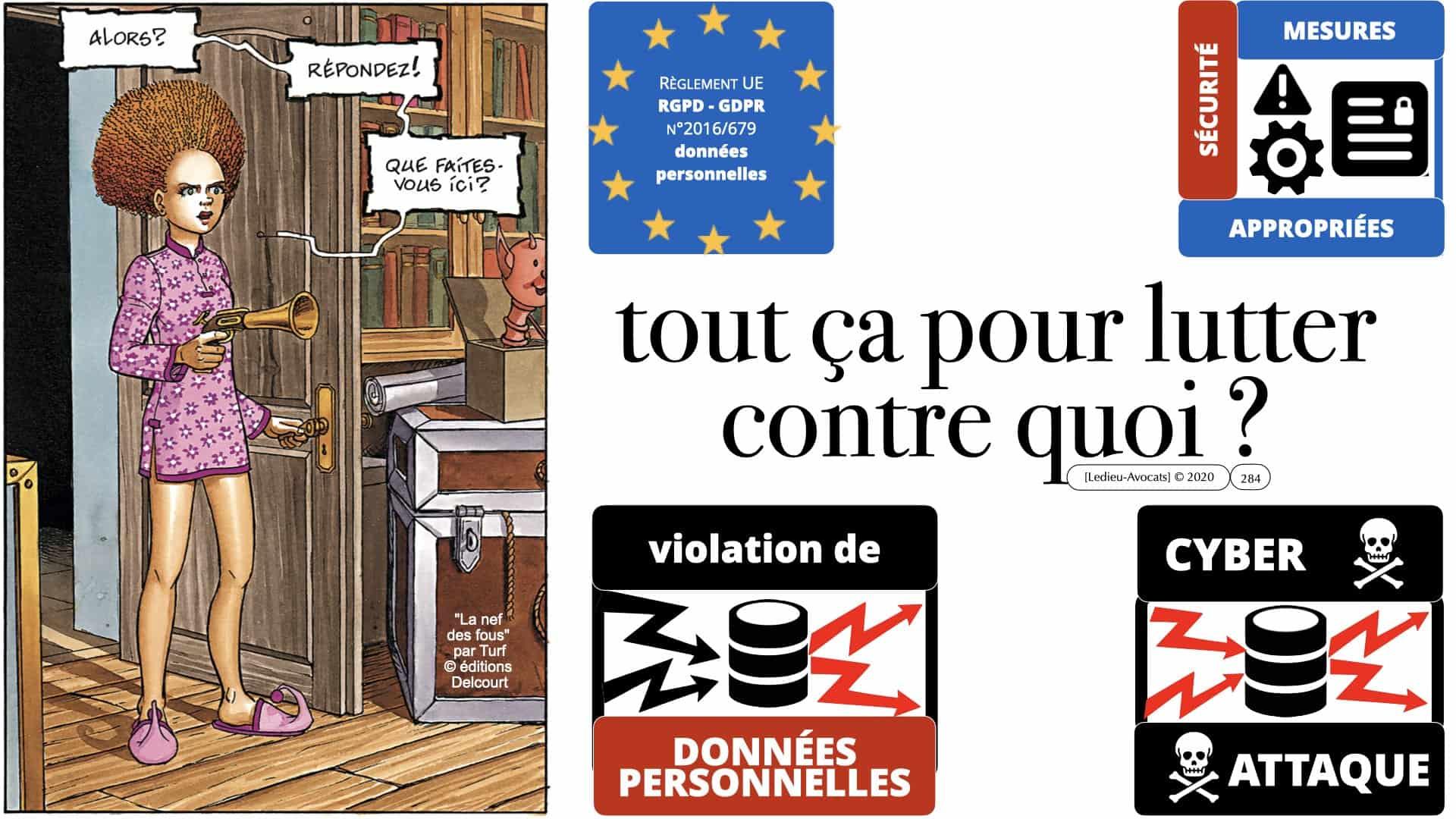 RGPD e-Privacy données personnelles jurisprudence formation Lamy Les Echos 10-02-2021 ©Ledieu-Avocats.284