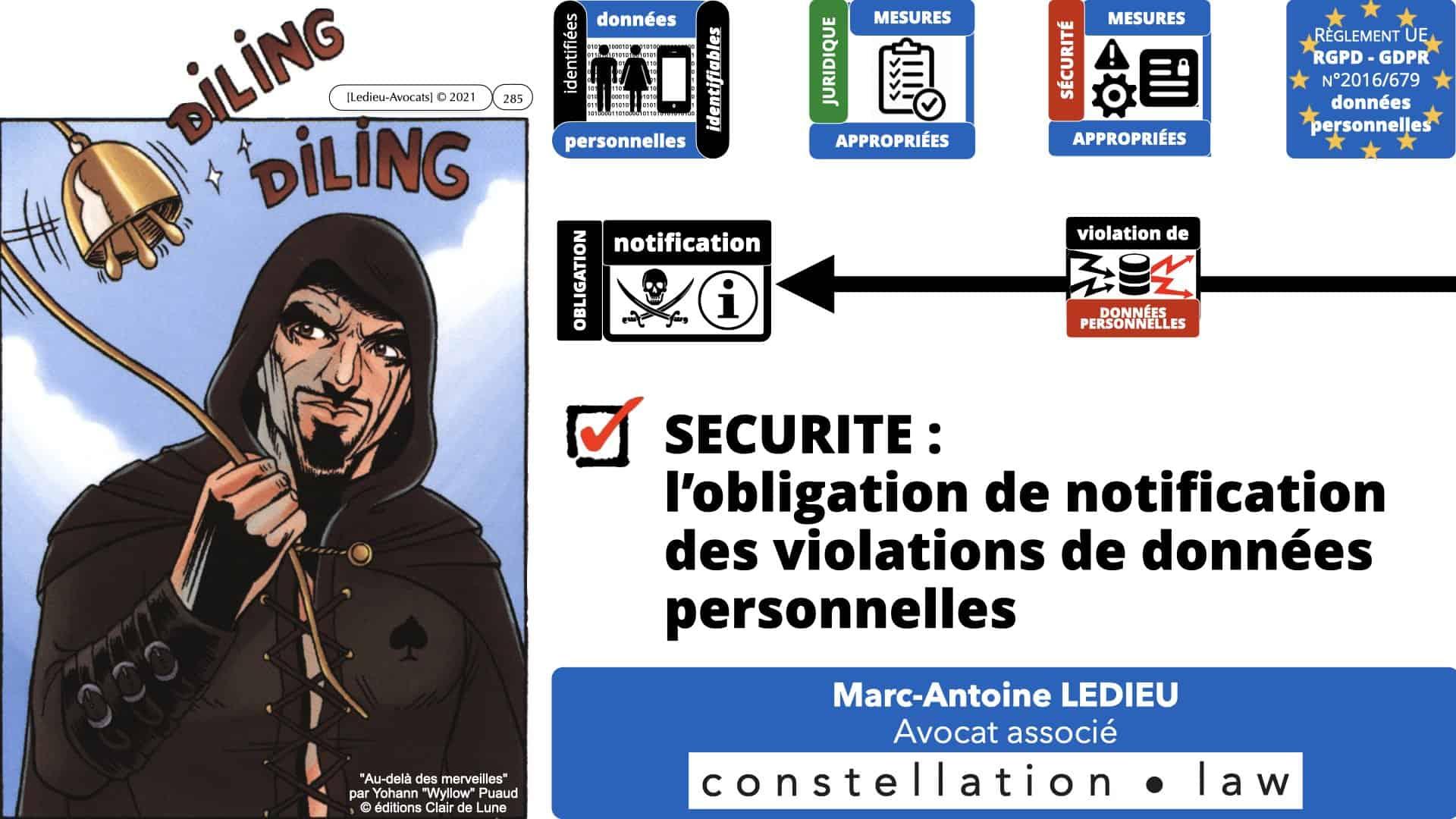 RGPD e-Privacy données personnelles jurisprudence formation Lamy Les Echos 10-02-2021 ©Ledieu-Avocats.285