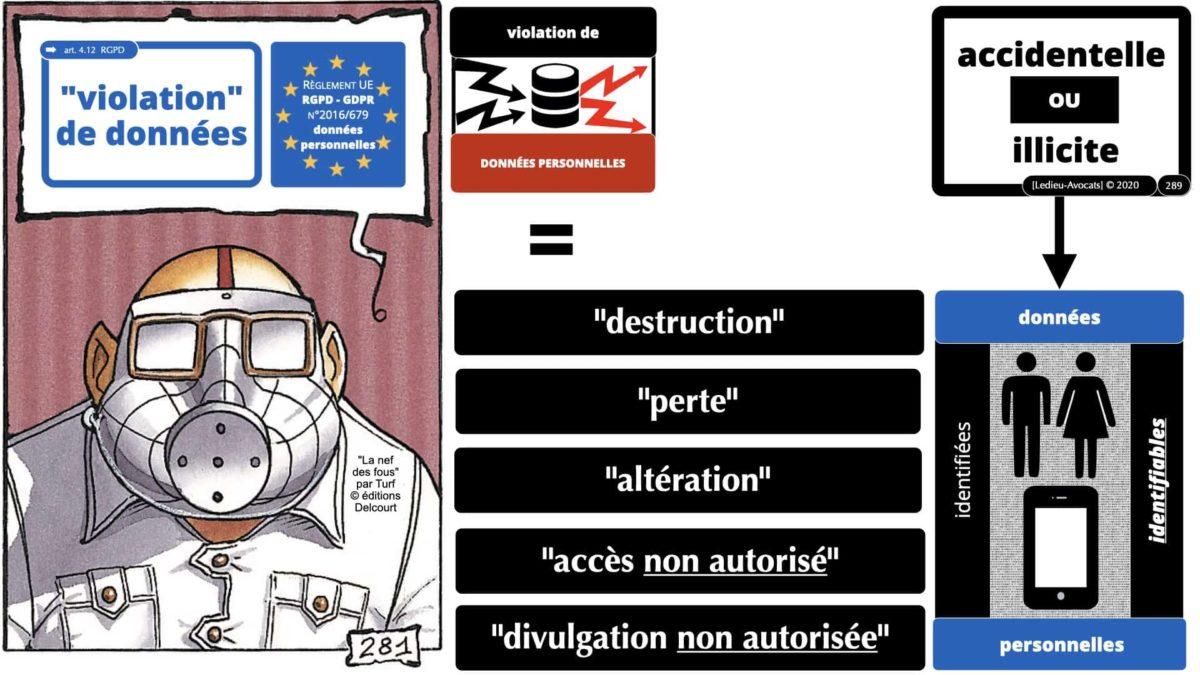 RGPD e-Privacy données personnelles jurisprudence formation Lamy Les Echos 10-02-2021 ©Ledieu-Avocats.289