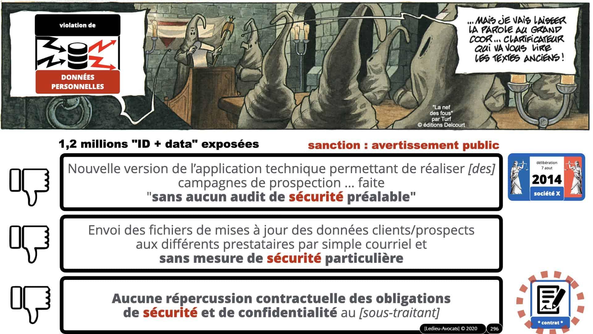 RGPD e-Privacy données personnelles jurisprudence formation Lamy Les Echos 10-02-2021 ©Ledieu-Avocats.296