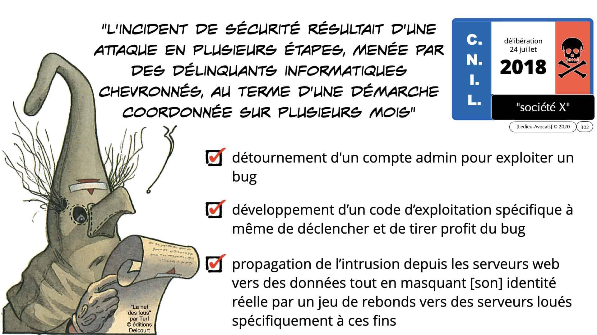RGPD e-Privacy données personnelles jurisprudence formation Lamy Les Echos 10-02-2021 ©Ledieu-Avocats.302