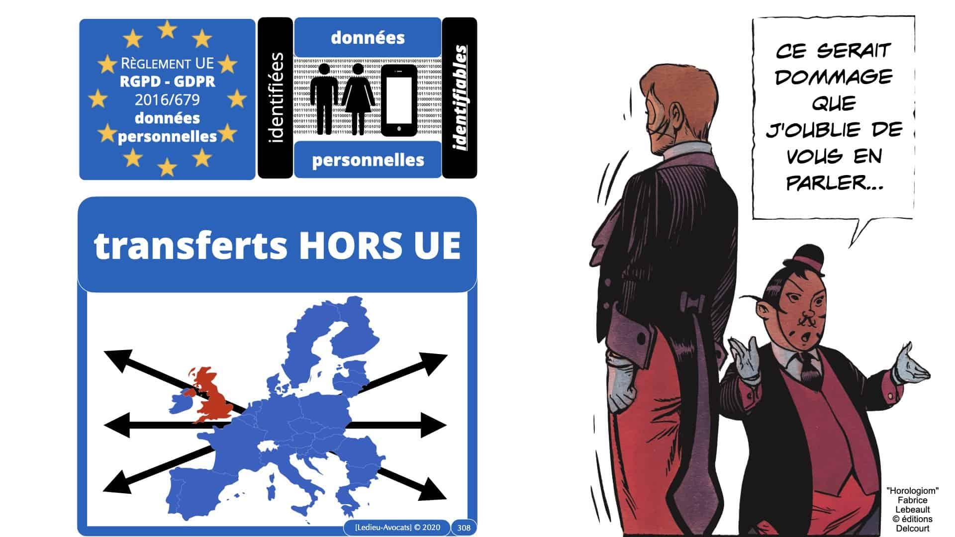 RGPD e-Privacy données personnelles jurisprudence formation Lamy Les Echos 10-02-2021 ©Ledieu-Avocats.308