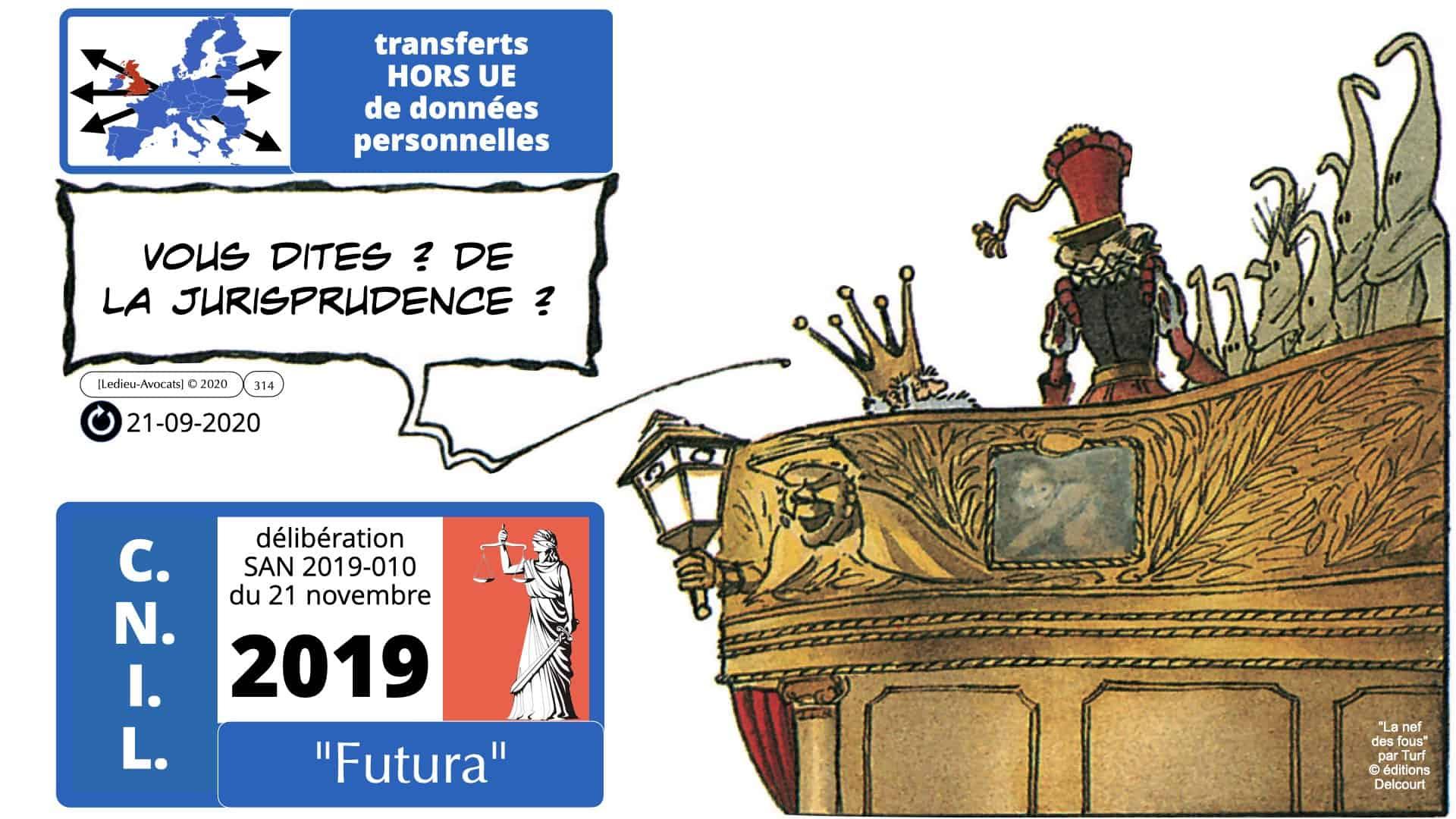 RGPD e-Privacy données personnelles jurisprudence formation Lamy Les Echos 10-02-2021 ©Ledieu-Avocats.314