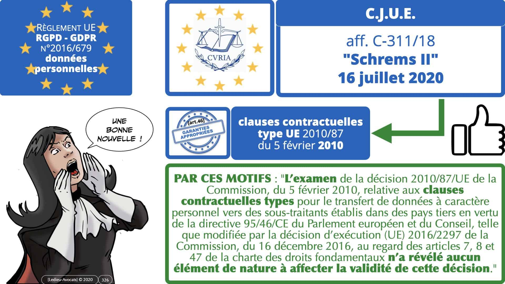 RGPD e-Privacy données personnelles jurisprudence formation Lamy Les Echos 10-02-2021 ©Ledieu-Avocats.326