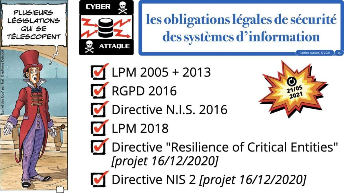 333 CYBER ATTAQUE responsabilité pénale civile contrat © Ledieu-Avocats 23-05-2021.085