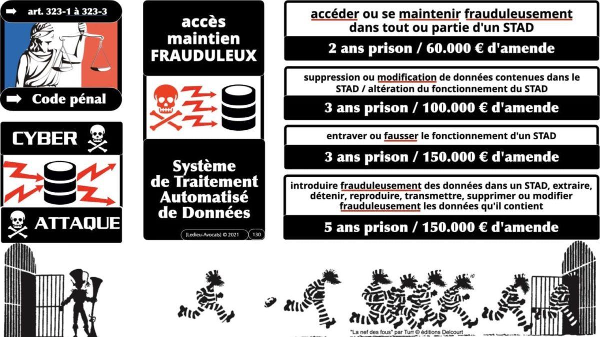 333 CYBER ATTAQUE responsabilité pénale civile contrat © Ledieu-Avocats 23-05-2021.130
