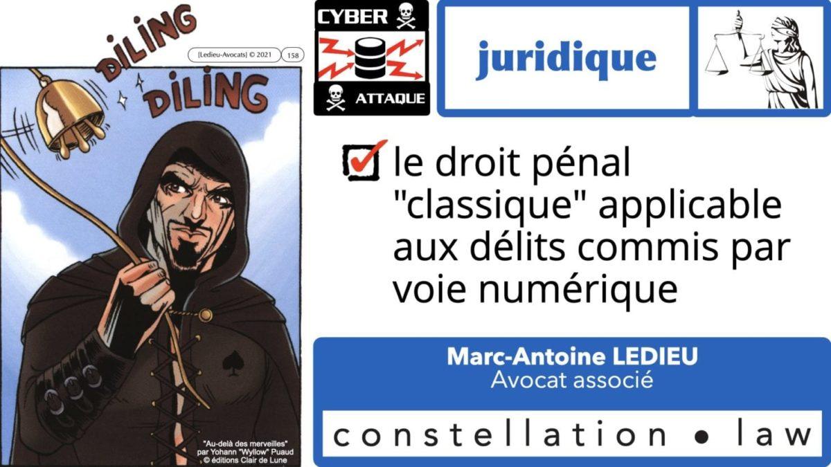 333 CYBER ATTAQUE responsabilité pénale civile contrat © Ledieu-Avocats 23-05-2021.158