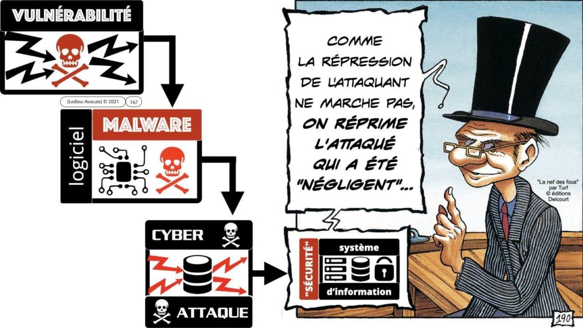 333 CYBER ATTAQUE responsabilité pénale civile contrat © Ledieu-Avocats 23-05-2021.167