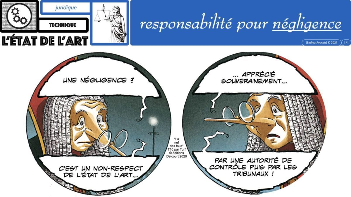 333 CYBER ATTAQUE responsabilité pénale civile contrat © Ledieu-Avocats 23-05-2021.171