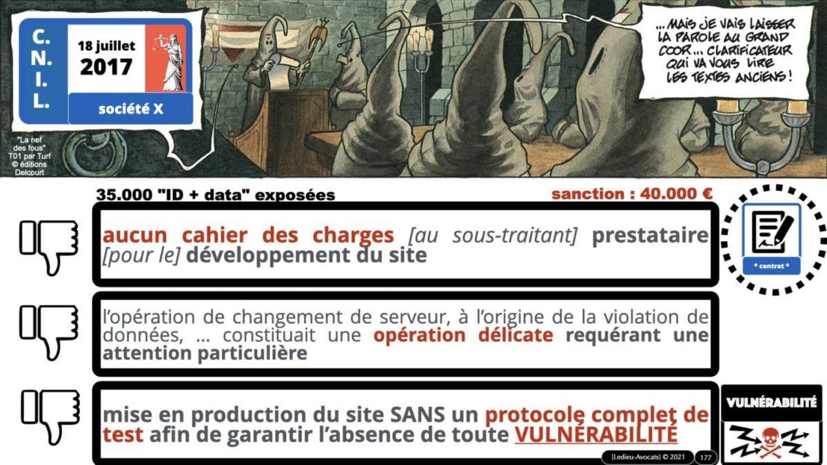 333 CYBER ATTAQUE responsabilité pénale civile contrat © Ledieu-Avocats 23-05-2021.177