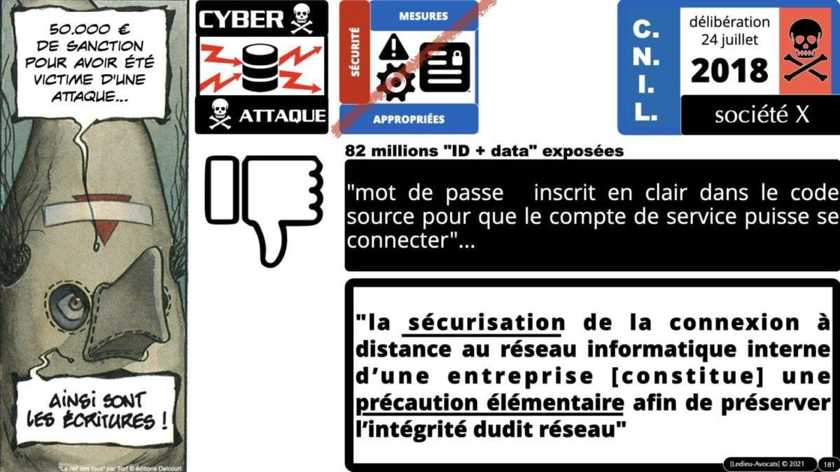 333 CYBER ATTAQUE responsabilité pénale civile contrat © Ledieu-Avocats 23-05-2021.181