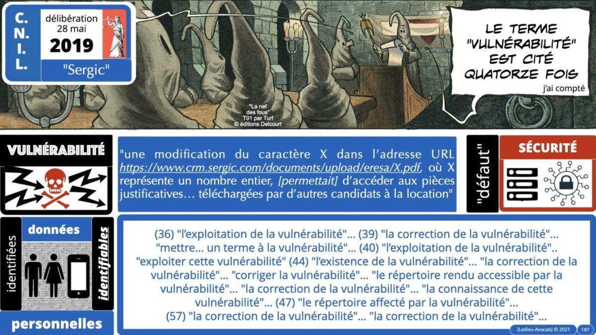 333 CYBER ATTAQUE responsabilité pénale civile contrat © Ledieu-Avocats 23-05-2021.187