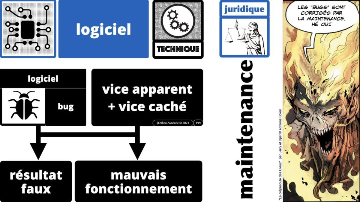 333 CYBER ATTAQUE responsabilité pénale civile contrat © Ledieu-Avocats 23-05-2021.199
