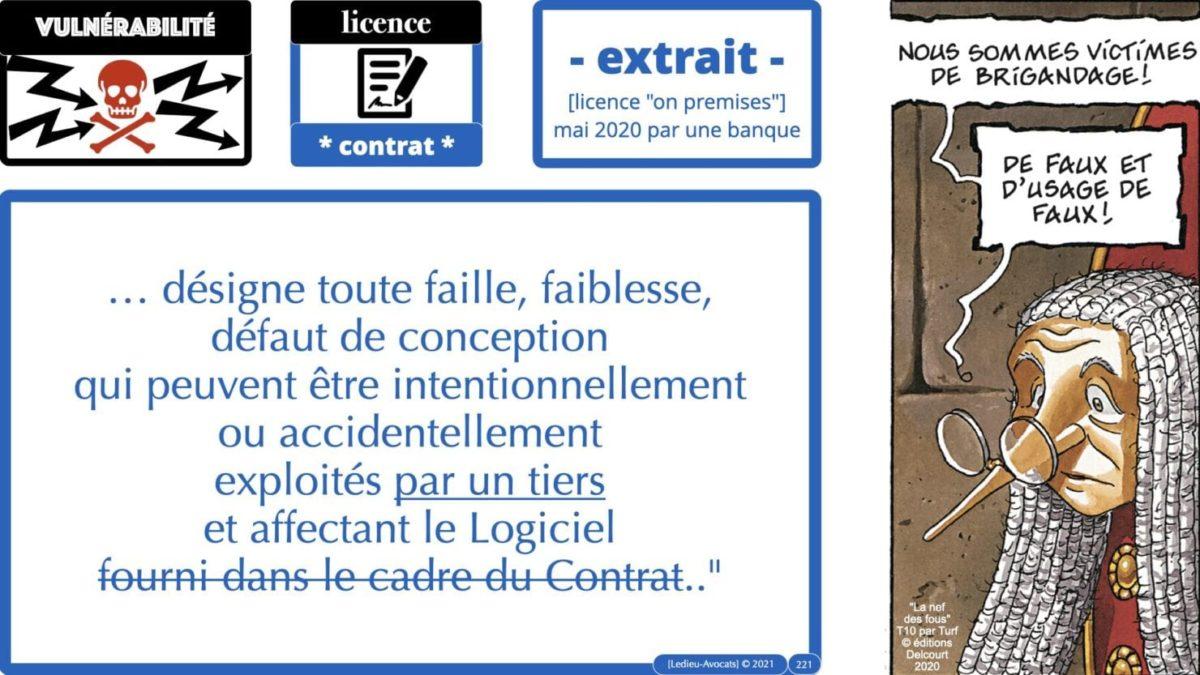 333 CYBER ATTAQUE responsabilité pénale civile contrat © Ledieu-Avocats 23-05-2021.221