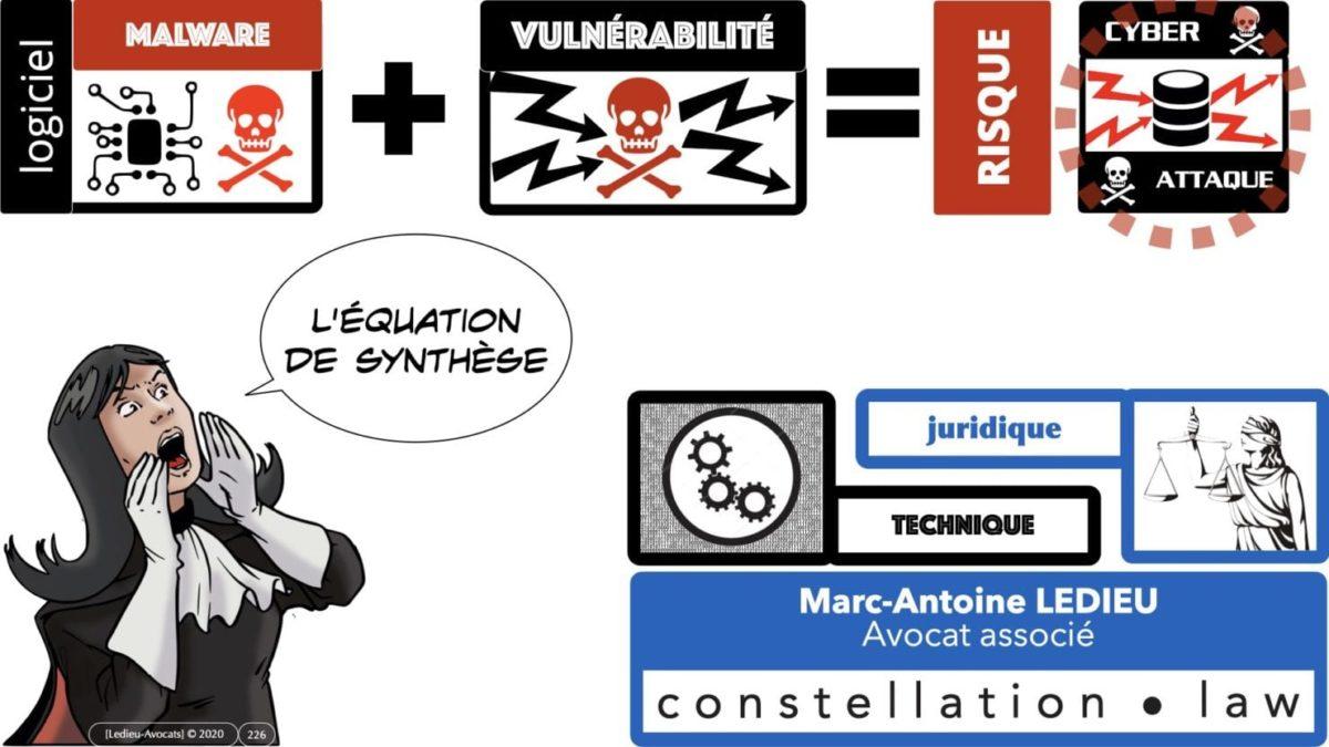 333 CYBER ATTAQUE responsabilité pénale civile contrat © Ledieu-Avocats 23-05-2021.226