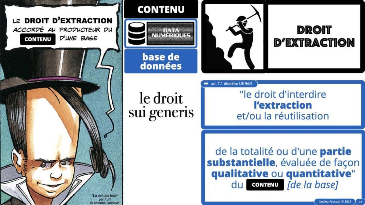 334 extraction indexation BASE DE DONNEES © Ledieu-avocat 24-05-2021.062
