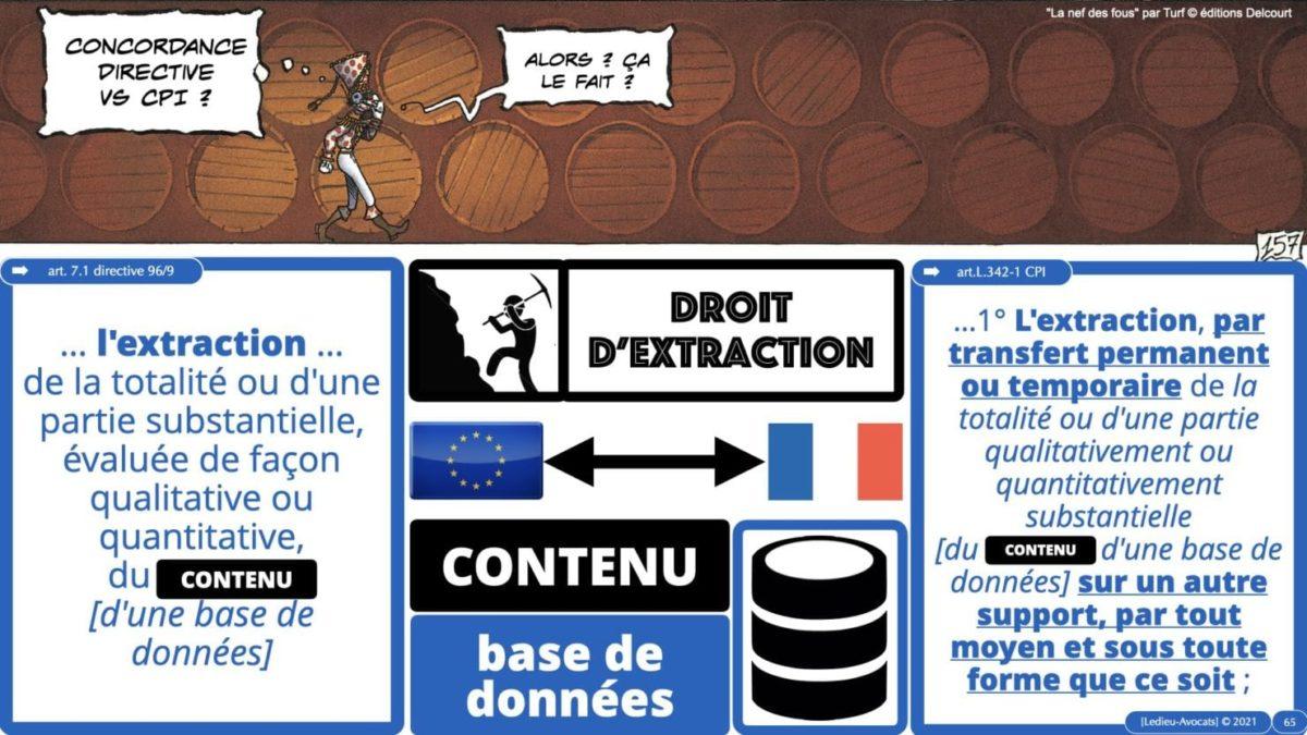 334 extraction indexation BASE DE DONNEES © Ledieu-avocat 24-05-2021.065