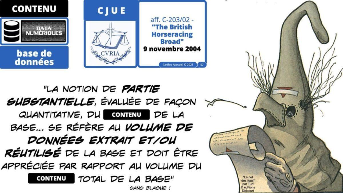334 extraction indexation BASE DE DONNEES © Ledieu-avocat 24-05-2021.067