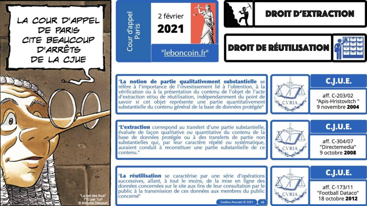 334 extraction indexation BASE DE DONNEES © Ledieu-avocat 24-05-2021.068