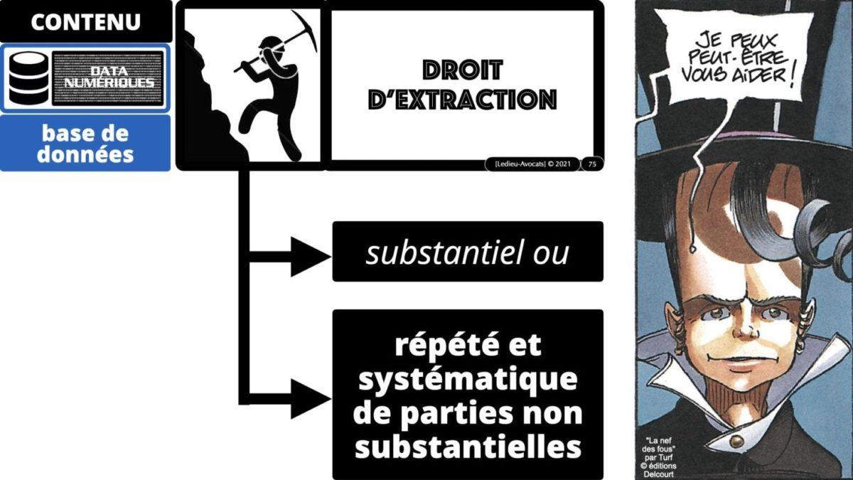 334 extraction indexation BASE DE DONNEES © Ledieu-avocat 24-05-2021.075