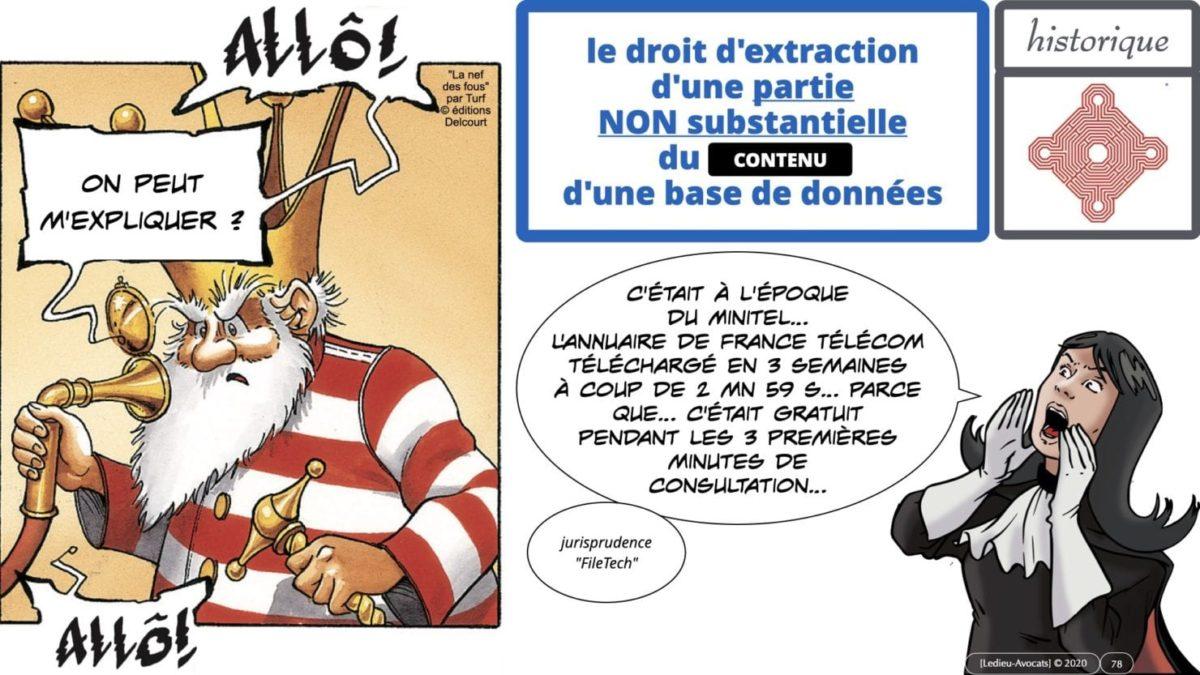 334 extraction indexation BASE DE DONNEES © Ledieu-avocat 24-05-2021.078